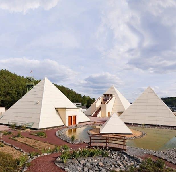 Event- und Tagungsstätte auch für internationale Kongresse: der Galileo-Park in Lennestadt-Meggen. Quelle: Yvonne Hennecke