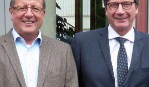Netphen: Neue Doppelspitze bei Fischer Profil