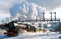 <b>Mit dem Rheingold unter Volldampf zum &quot;Weihnachtswald&quot; von Lippstadt nach Goslar</b>