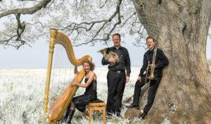 Weihnachten von Bach bis Sinatra mit dem Quartett Glissando in Olpe