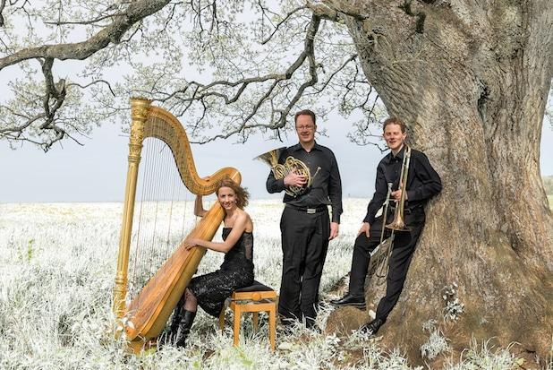 Photo of Weihnachten von Bach bis Sinatra mit dem Quartett Glissando in Olpe