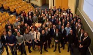 Fachhochschule Südwestfalen in Iserlohn verabschiedete Absolventen des letzten akademischen Jahres