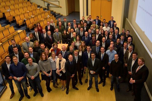 Photo of Fachhochschule Südwestfalen in Iserlohn verabschiedete Absolventen des letzten akademischen Jahres