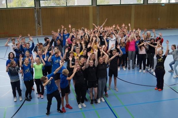 Photo of Sport- und Gruppenhelferforum am Gymnasium der Stadt Meschede