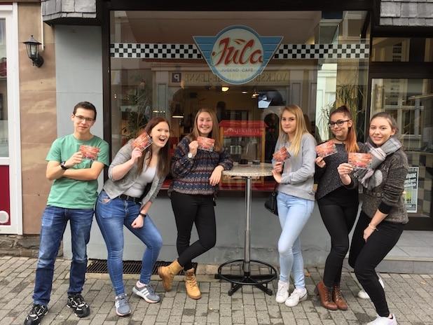 """Photo of Das """"JuCa"""" in Attendorn ist eröffnet"""