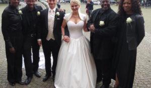 Boysie White – Die Stimme auf Ihrer Hochzeit