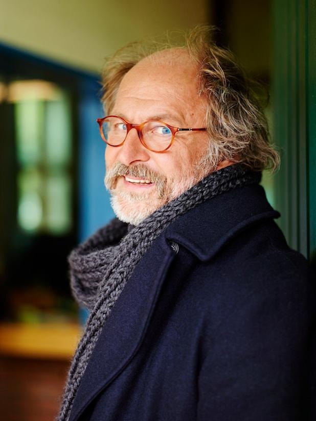 Photo of Krimilesung mit Klaus-Peter Wolf in der Meinerzhagener Stadthalle