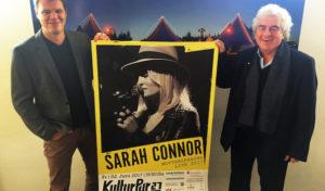 Siegen-Wittgenstein: Sarah Connor kommt zu KulturPur27
