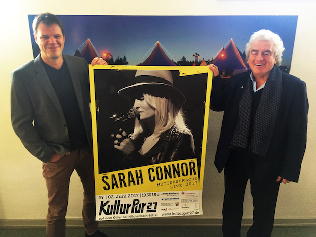 Photo of Siegen-Wittgenstein: Sarah Connor kommt zu KulturPur27