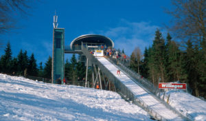 FIS Skisprung Weltcup in Willingen