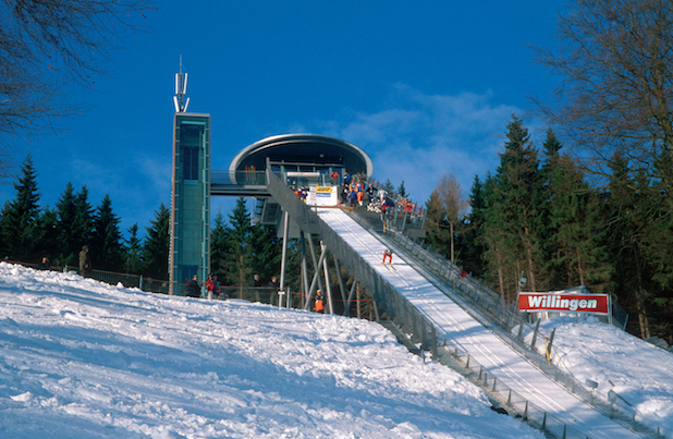 Photo of FIS Skisprung Weltcup in Willingen