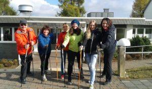 Nordic Walking und Walking als Therapiebegleitung