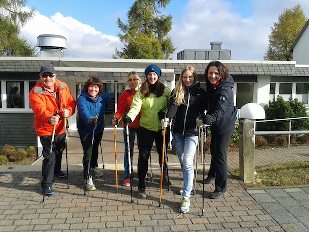 Photo of Nordic Walking und Walking als Therapiebegleitung