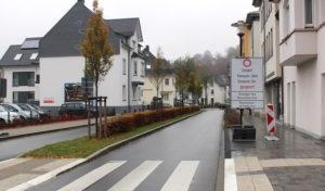 Attendorn: Einseitige Sperrung der Bahnhofstraße für einen Tag