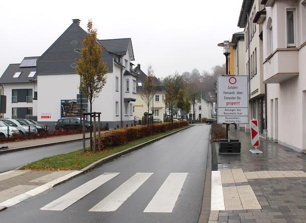 Photo of Attendorn: Einseitige Sperrung der Bahnhofstraße für einen Tag