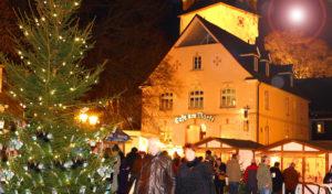 Weihnachtsmarkt in Drolshagen am 10. + 11.12.2016