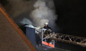 Menden: Brand an einer Heizungsanlage