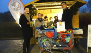 3. Siegener Strickmarathon zugunsten DRK-Kinderklinik Siegen zeigt großes Engagement aus der Region für die Region