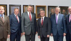 Siegen – Jost Schneider neuer Vizepräsident der IHK Siegen