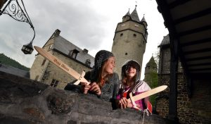 Freier Eintritt auf Burg Altena und im Deutschen Drahtmuseum am 2. Weihnachtstag