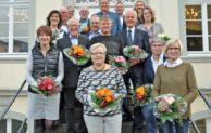 Lippstadt: 12 Jubiläen und eine Verabschiedung – Stadtverwaltung ehrt bei Feierstunde langgediente Mitarbeiter