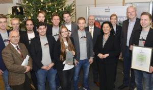 Kreis Soest: Junge Ehrenamtspreisträger ausgezeichnet
