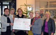 Hagen: Förderverein unterstützt Krebsberatungsstelle mit 750 Euro Spende