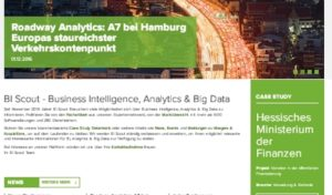 Marktübersicht für Big Data & Business Intelligence