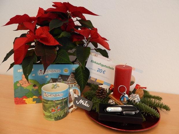 Photo of Hilchenbach – Geschenkideen aus dem Rathaus