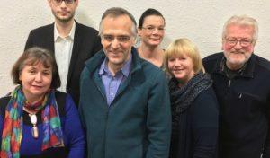 Kreuztal – Wechsel an der Spitze der grünen  Kreistagsfraktion