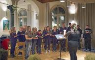 Viertes Weihnachtskonzert des Jugendchores der städtischen Musikschule