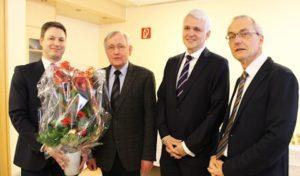 Lüdenscheid – Abschied von Klinikdirektor Dr. Rudolf Hollenders