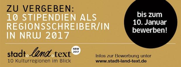 Photo of Altena – Stipendium stadt.land.text zu vergeben: Jetzt bewerben als Regionsschreiber/in! Frist: 10.01.2017