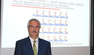 """Lüdenscheid – """"Wie wir so sind – und wozu das führt"""" – ein spannender Vortrag"""