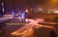 Schwerer Verkehsunfall in Plettenberg-Blemcke am Samstagnachmittag