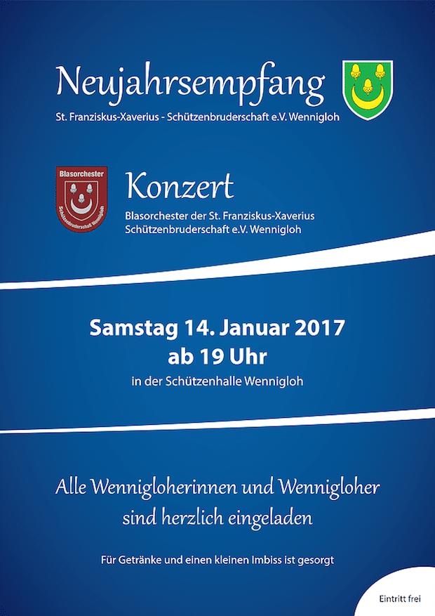 Photo of Neubürger willkommen! Wennigloh lädt zum Neujahrsempfang