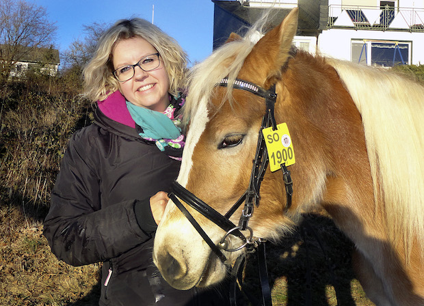 Photo of Ab sofort im Bürgerservice erhältlich – Pferde-Nummernschild Pflicht