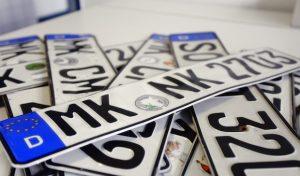 Märkischer Kreis: 314.288 Fahrzeuge zugelassen