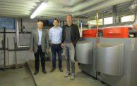 Neue Heiztechnik in der Graf-Bernhard-Realschule Lippstadt