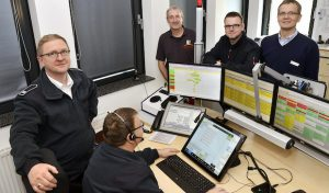 Soest: Immer mehr Arbeit für die Rettungsleitstelle – 2016 erstmalig Marke von 100.000 Vorgängen überschritten