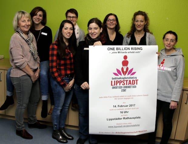 Photo of Weltweiter Aktionstag gegen Gewalt an Frauen und Mädchen auch in Lippstadt