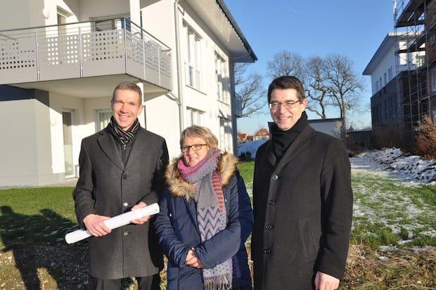 """Photo of Klimaschutzsiedlung geht in den """"Endspurt"""": Fertigstellung voraussichtlich im Herbst"""