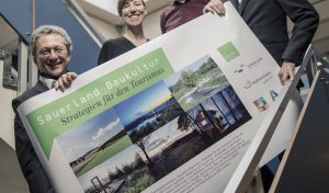 """Startschuss für Projekt """"Baukultur und Tourismus"""" ist gefallen"""