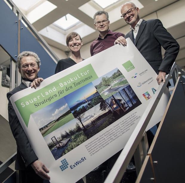 """Photo of Startschuss für Projekt """"Baukultur und Tourismus"""" ist gefallen"""