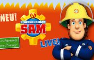 Feuerwehrmann SAM LIVE in der Siegerlandhalle am 26. April 2017