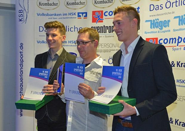 Photo of 20. HSK-Sportgala – Abstimmung zu den Sportlern des Jahres beginnt am 01. Februar