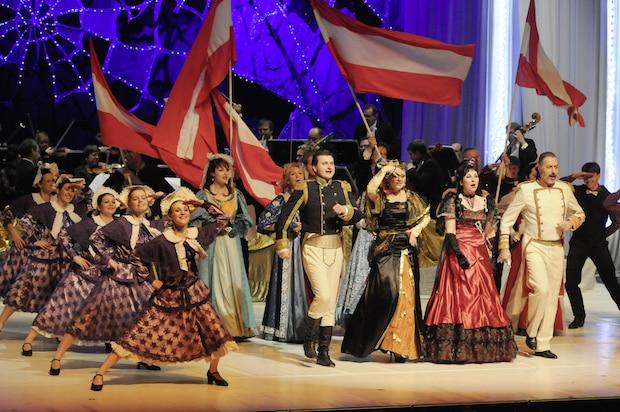 Photo of Festliches Neujahrskonzert 2017 im Parktheater Iserlohn
