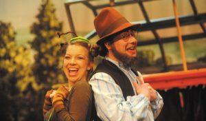 Menden: Kindertheater auf der Wilhelmshöhe – Pettersson und Findus