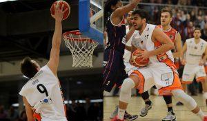 Marcel Keßen und Jonas Grof verlassen die Basketballregion