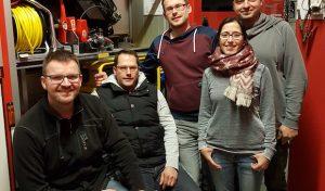 Start der Kinderfeuerwehr Arnsberg am 4. Februar